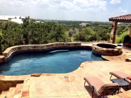 South Texas Pool Tile Cleaning