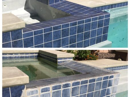Orange County Pool Tile Cleaning